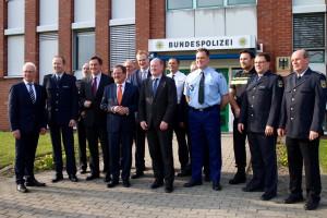 Gruppenfoto_Bundespolizei